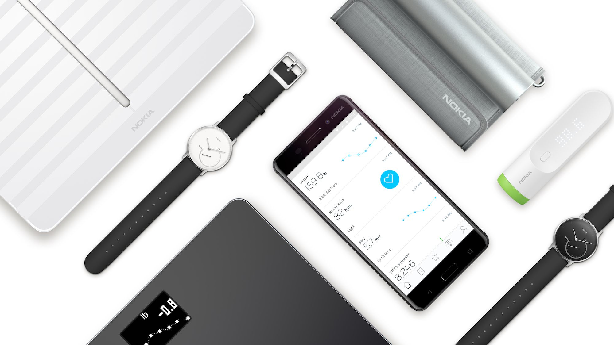 Withings is Now Nokia